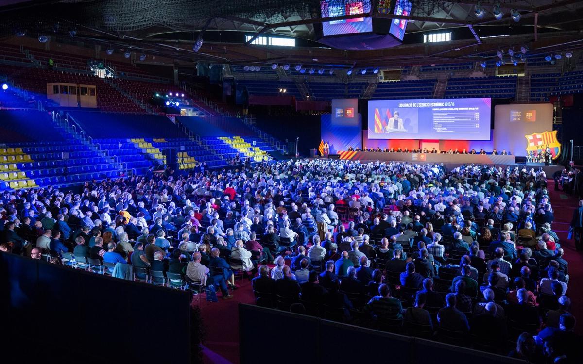 El Síndic farà balanç de la temporada 2016-2017 a l'Assemblea General del Club