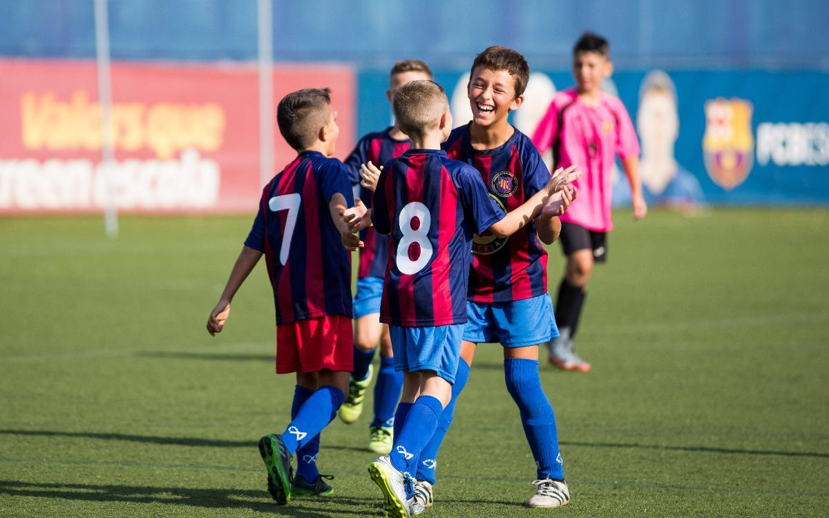 La PB Artesa de Segre i la PB Hospitalet de l'Infant guanyen el Torneig de Futbol-7 de Penyes