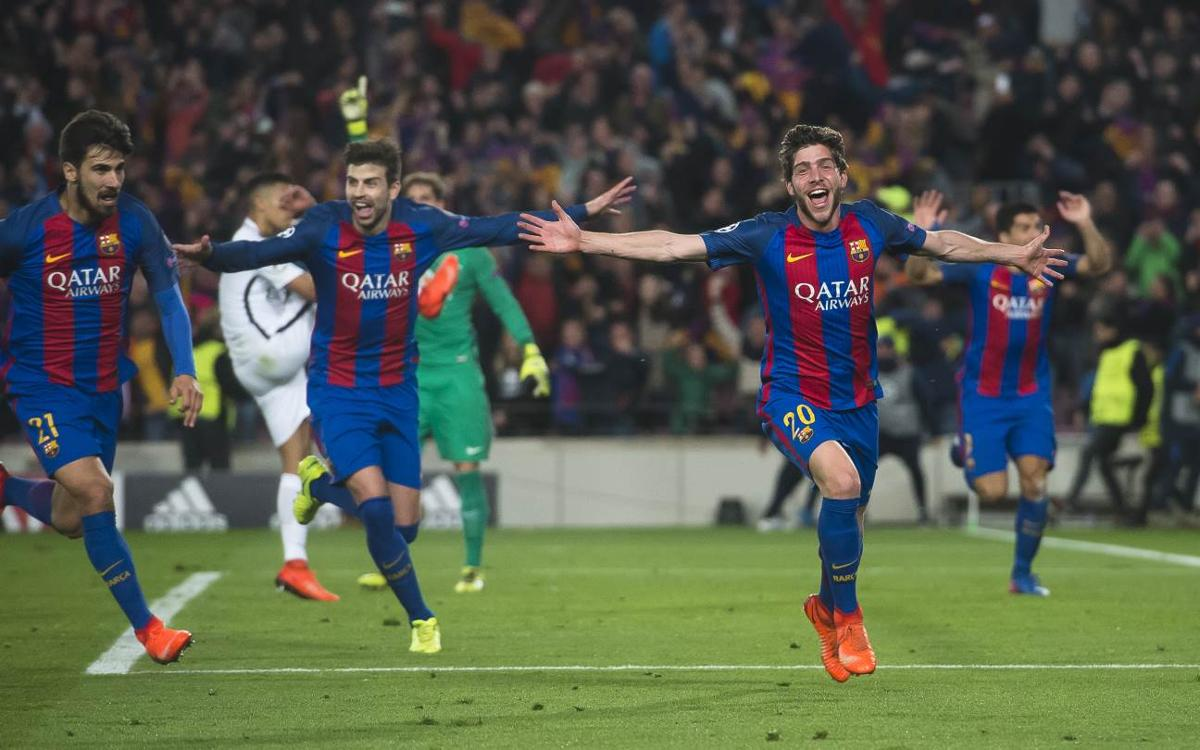 Barça comeback against PSG inspires new entry to French dictionary