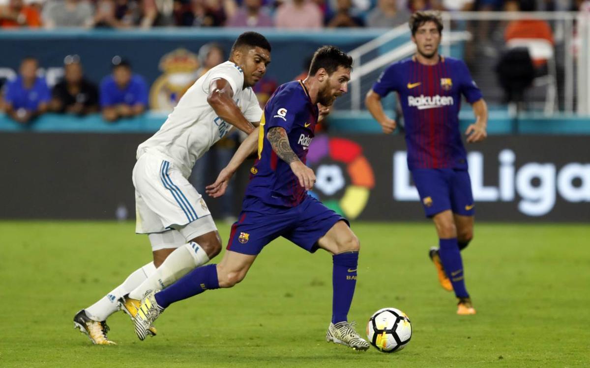 Leo Messi, mejor jugador de la historia de la Liga