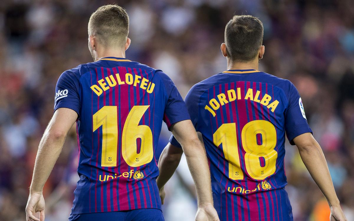 Julen Lopetegui names five from FC Barcelona in Spain squad