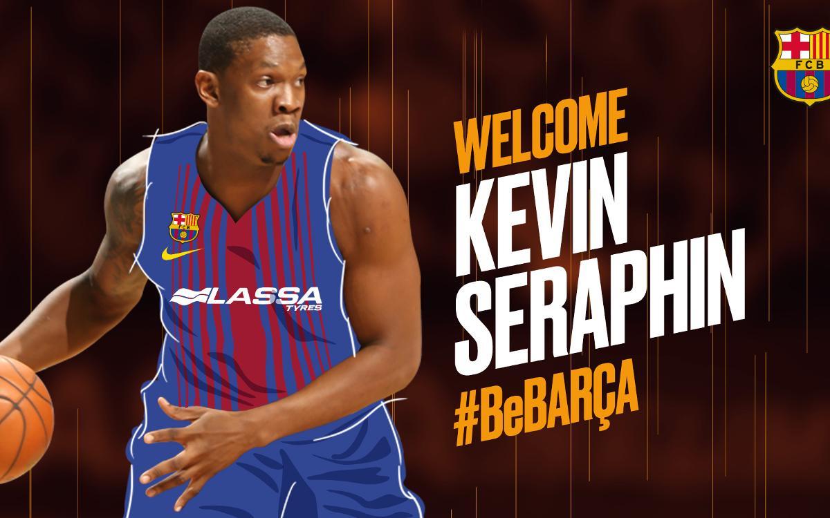Kevin Séraphin: físico y anotación en la zona para el Barça Lassa