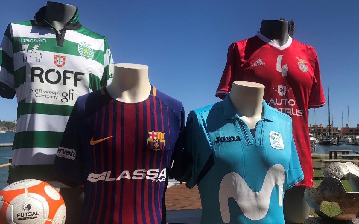 El Barça Lassa ja prepara la II Masters Cup de Portugal