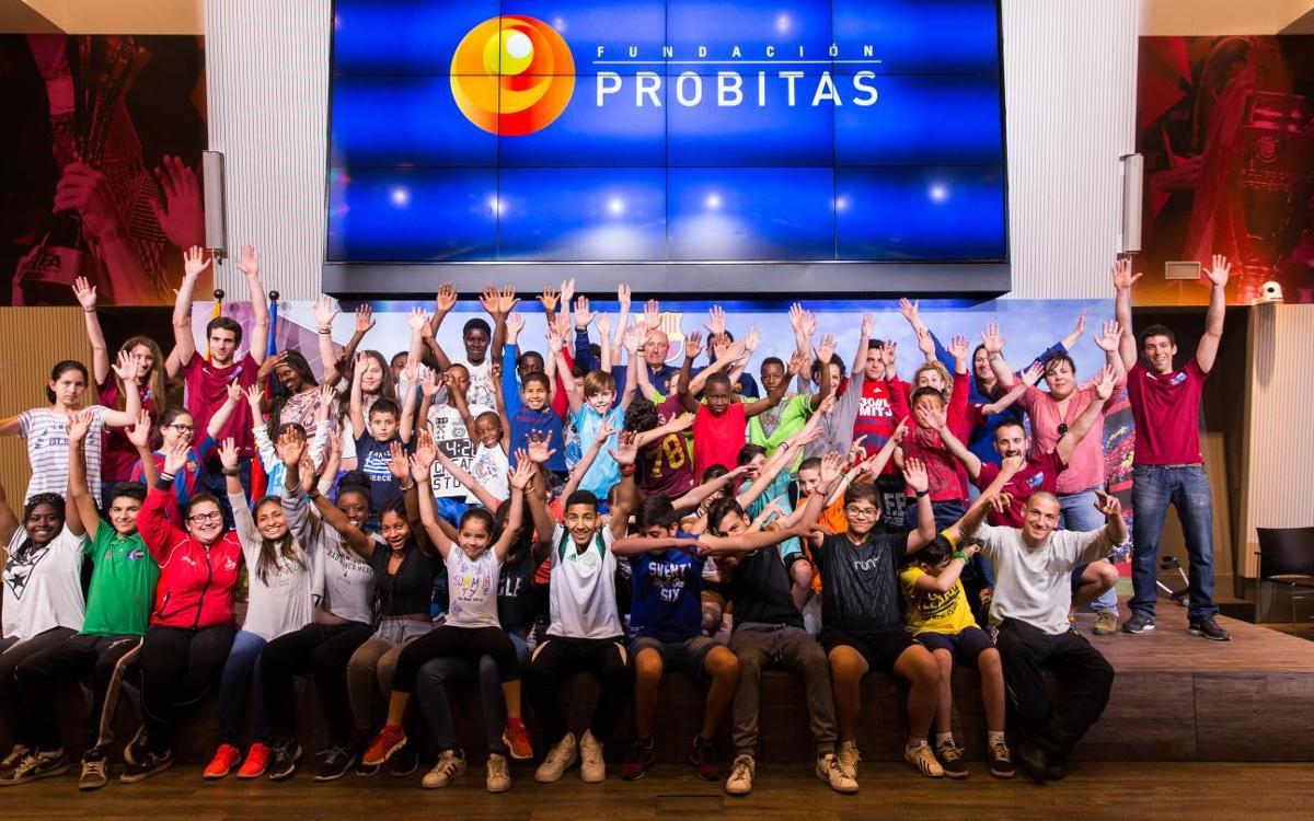 'FutbolNet' s'incorpora a les Jornades Socials
