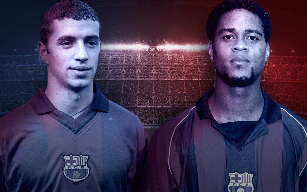 Barça Legends and the challenge of the secret boxes