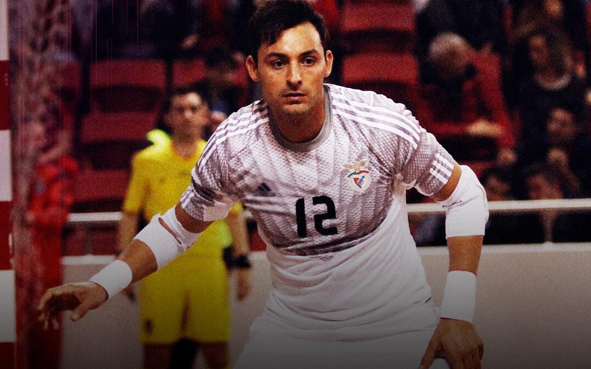 Juanjo es retrobarà amb el Benfica a la Masters Cup