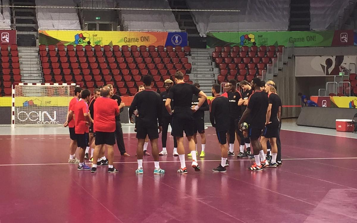 Set debutants del Barça Lassa en una Super Globe