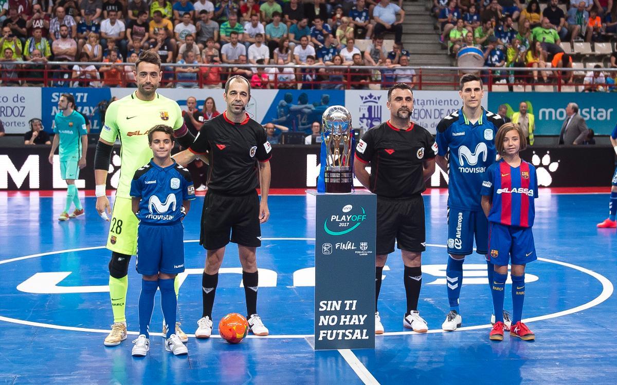Una liga en juego en Torrejón