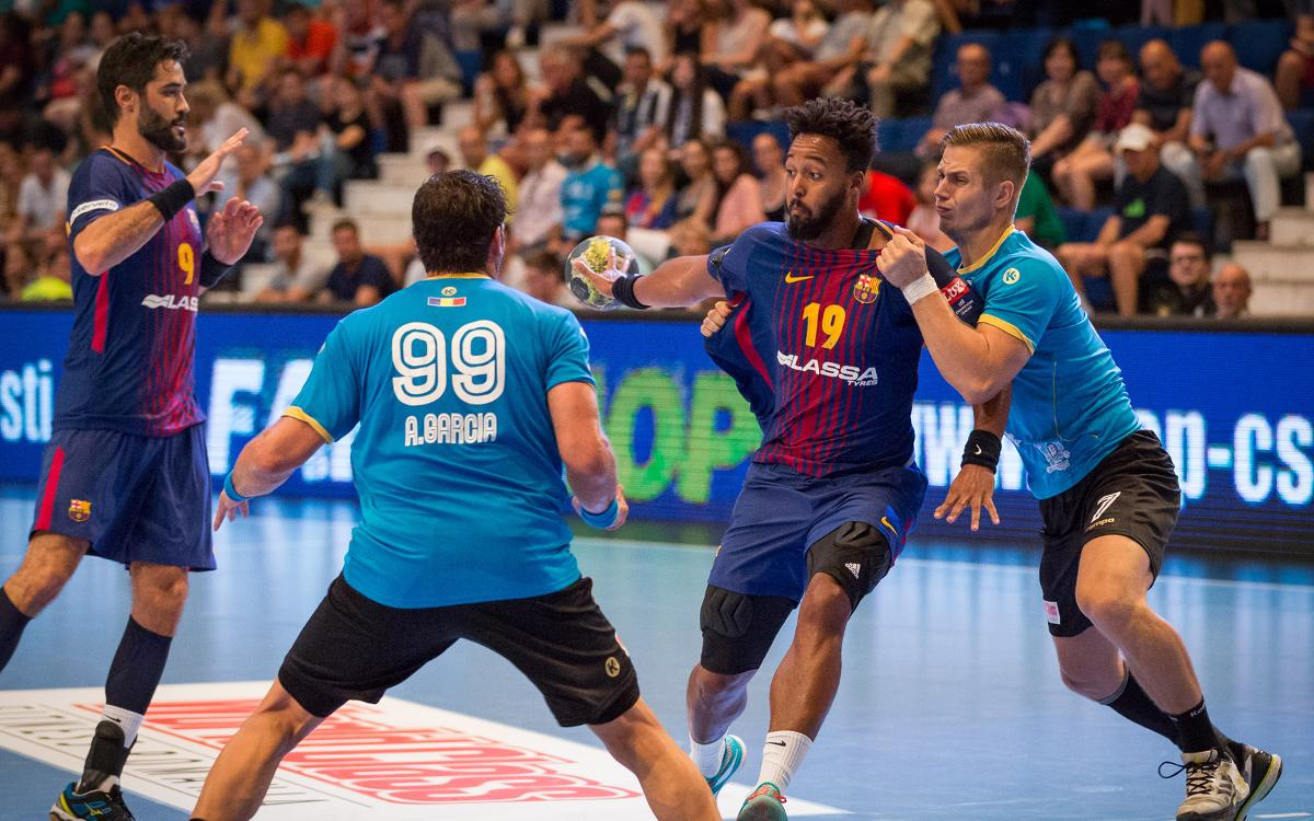 FC Barcelona Lassa – Espérance Sportive: Doha inaugura la temporada oficial