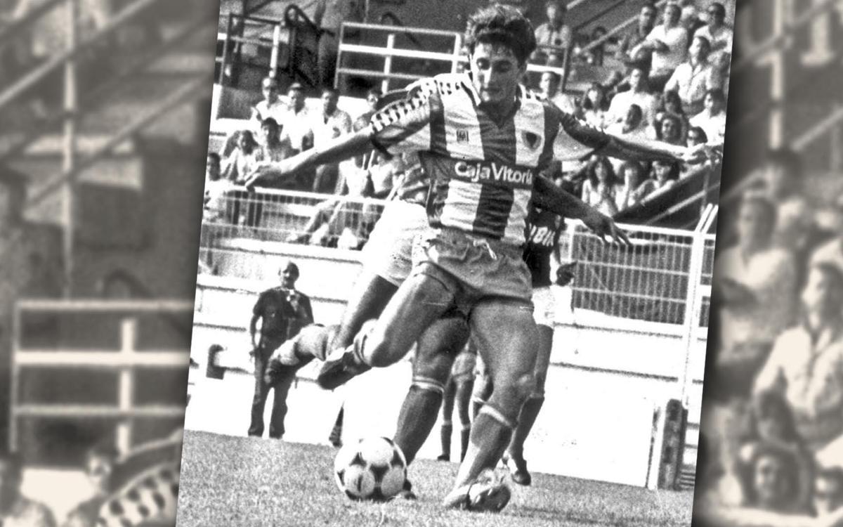Valverde, contra su pasado en el partido de este sábado contra el Alavés