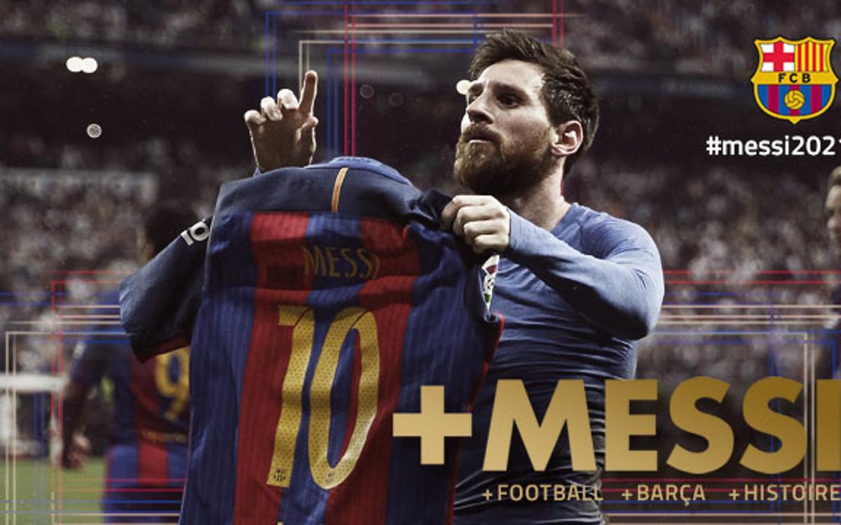 Vidéo - Le best-of de Leo Messi avec le FC Barcelone 2016/2017