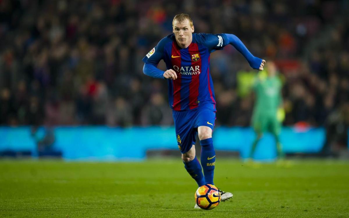 Jérémy Mathieu and FC Barcelona part ways