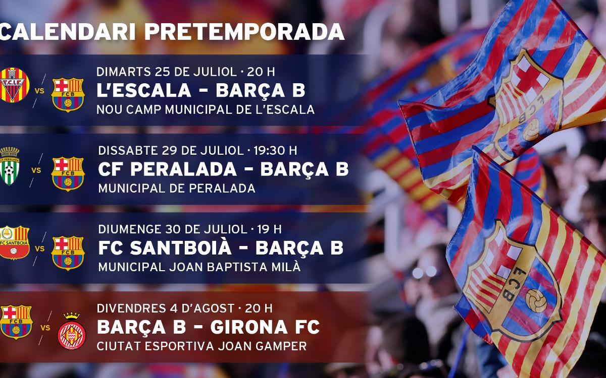 El Girona FC, un rival de Primera División en la pretemporada