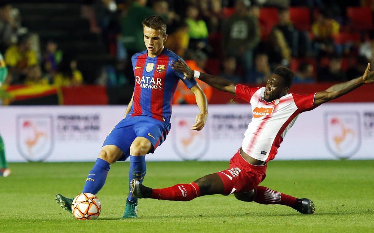 Carbonell, traspasado al CF Reus Deportiu