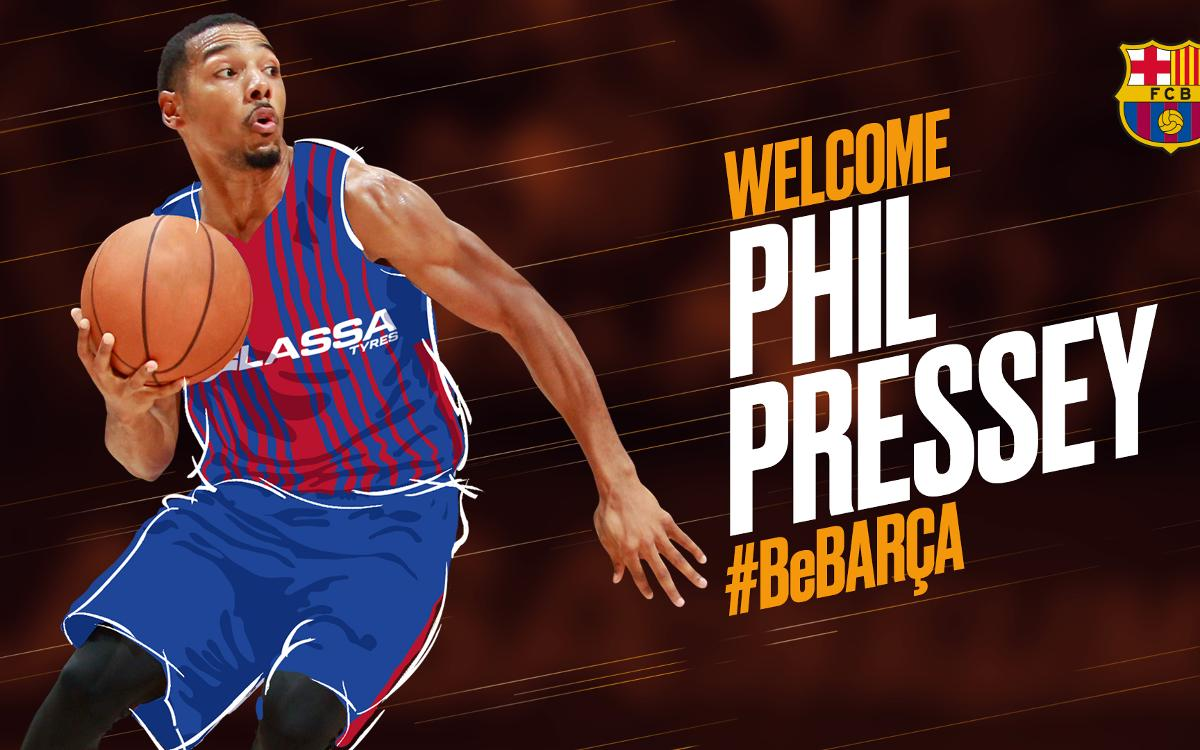 Phil Pressey: direction and speed for Barça Lassa
