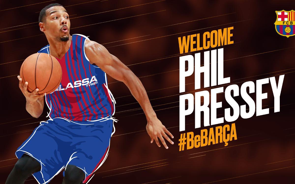 Phil Pressey: dirección y velocidad para el Barça Lassa