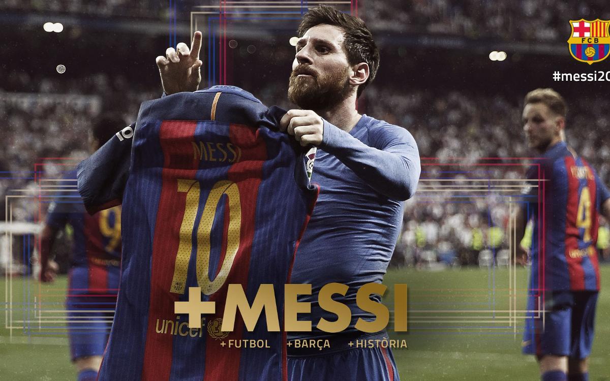 Les millors exhibicions de la temporada de Leo Messi
