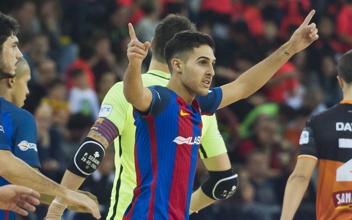 El Barça Lassa ya conoce el calendario de la LNFS