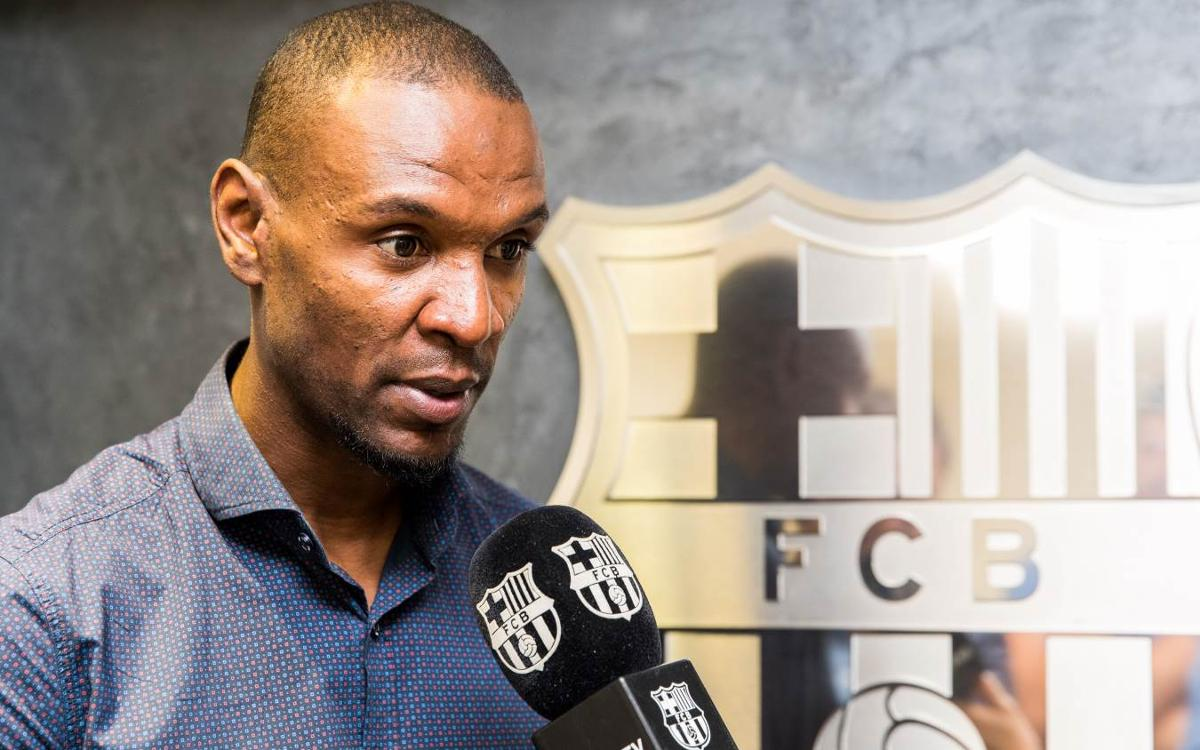 VIDEO: Éric Abidal on life before, during and after his time as a Barça player