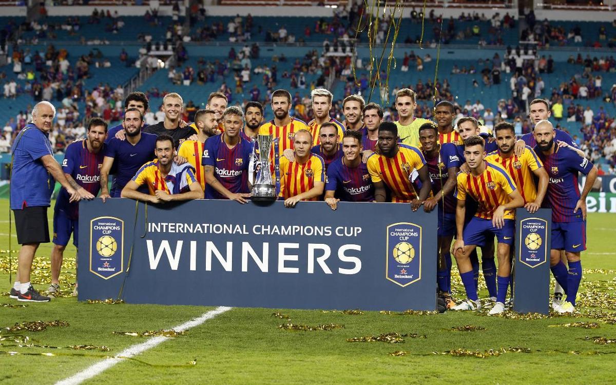 Real Madrid – FC Barcelona: El Clásico de Miami es para el Barça (2-3)
