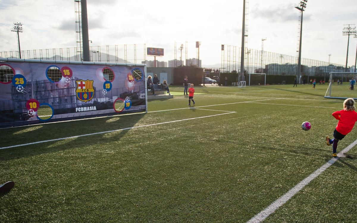 Barça youngsters take the FCBMasia Challenge
