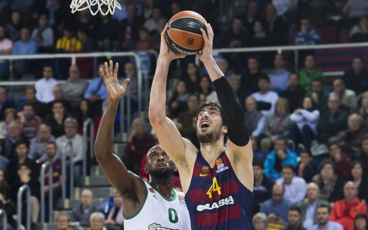 El Barça Lassa ya conoce el calendario de la Euroliga