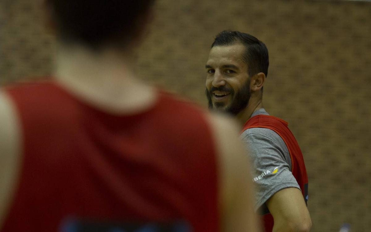 Pau Ribas y Pierre Oriola, concentrados con la selección española