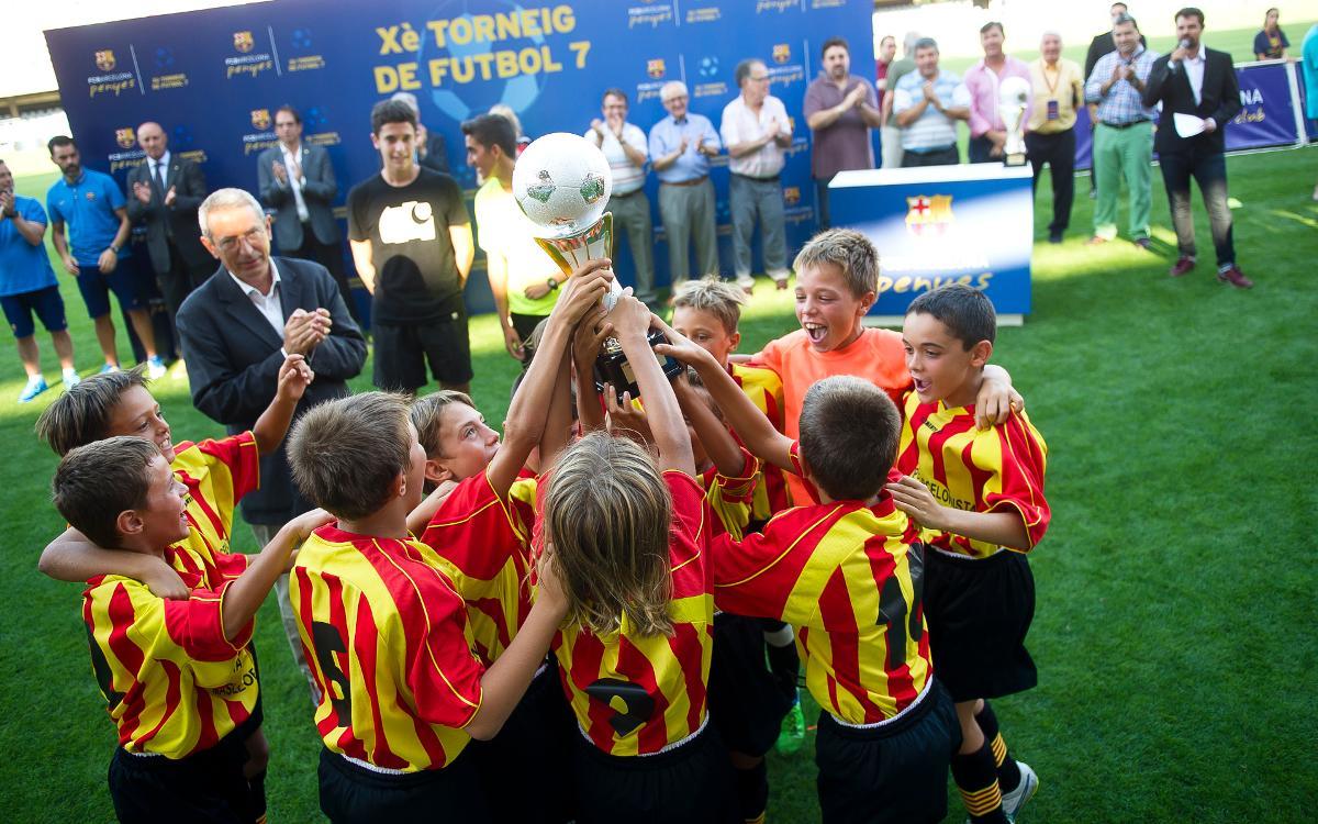 Registration for Football Sevens tournament now open