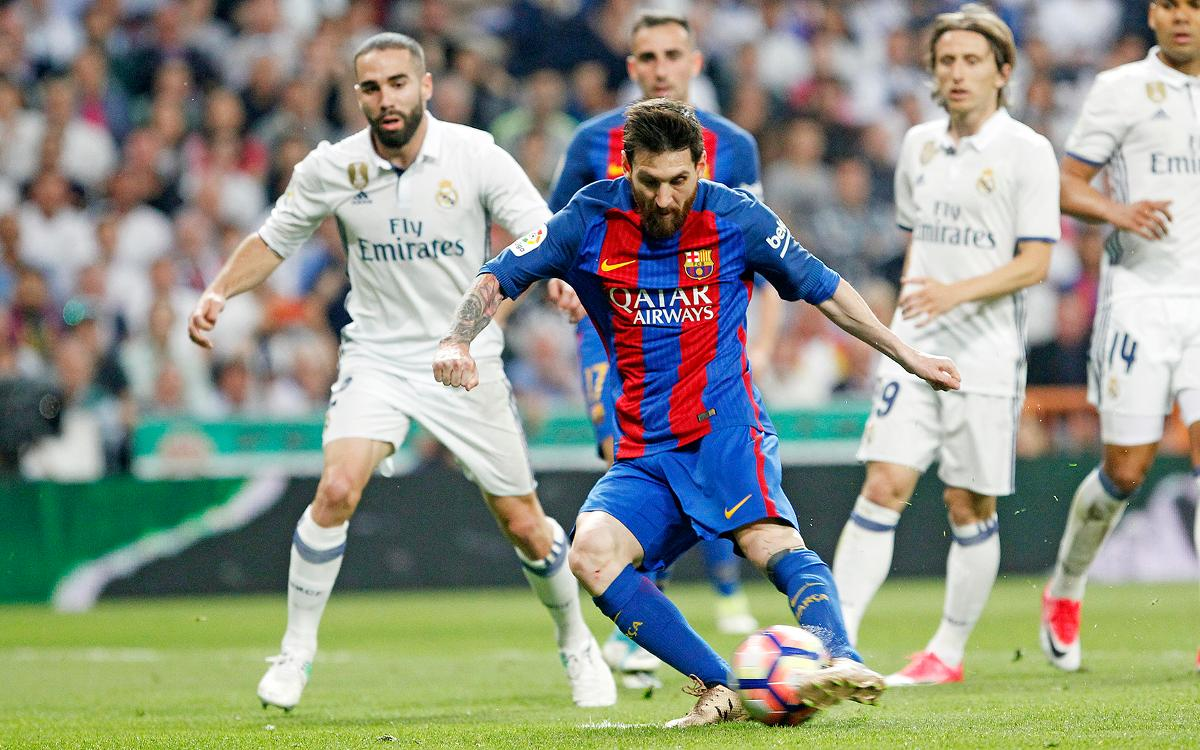 Les fans du FC Barcelone peuvent consulter le contenu spécial Clasico sur Google