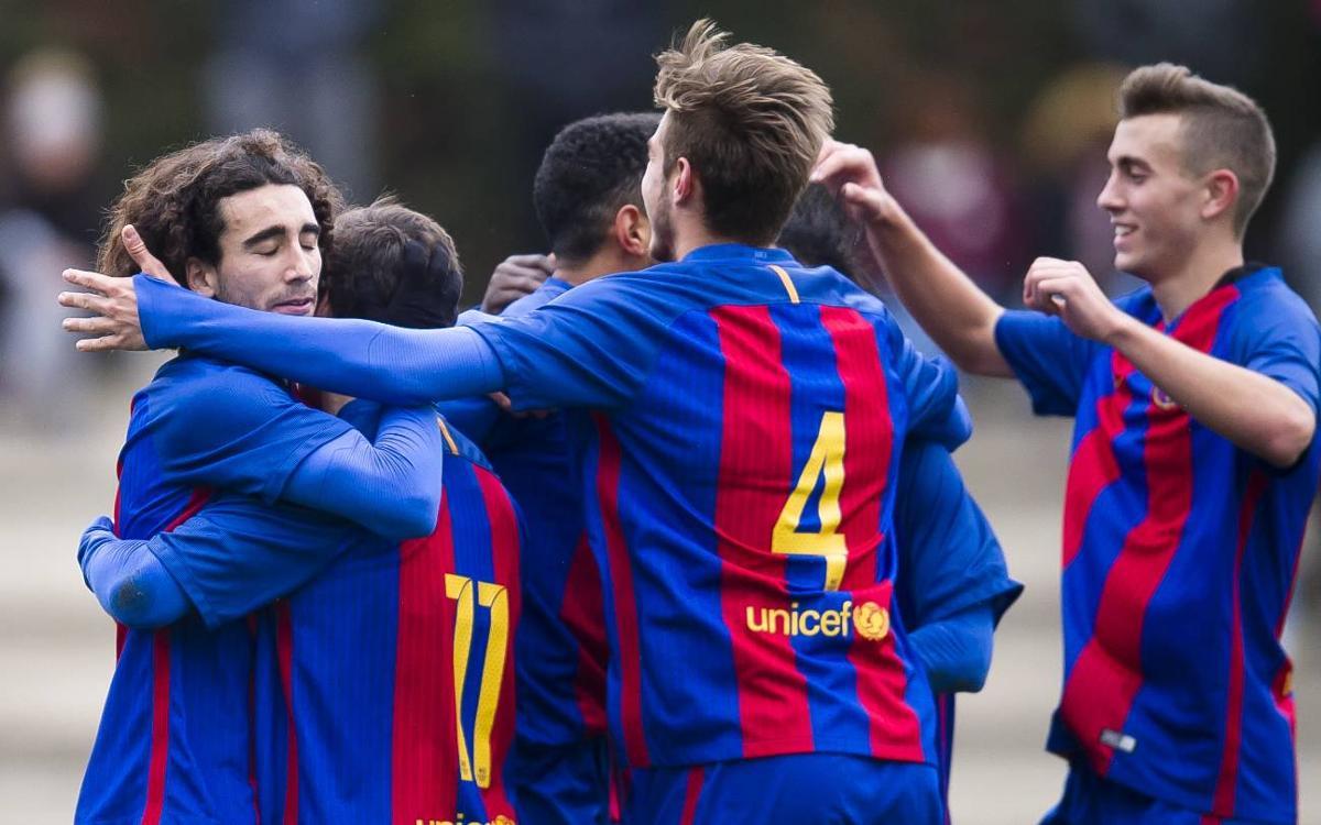 Els cinc millors gols de falta del planter