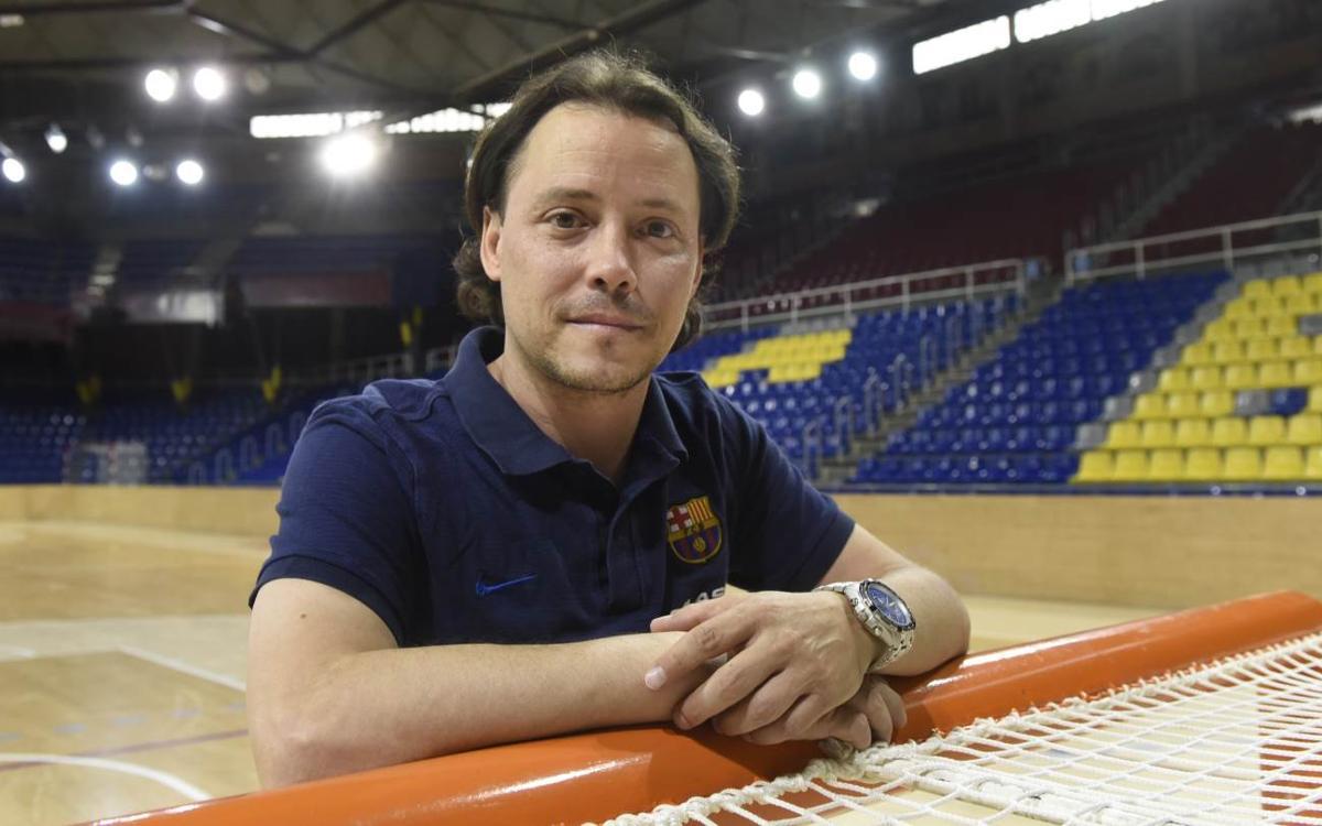 Keko Iglesias es el nuevo secretario técnico del hockey patines formativo del FC Barcelona Lassa