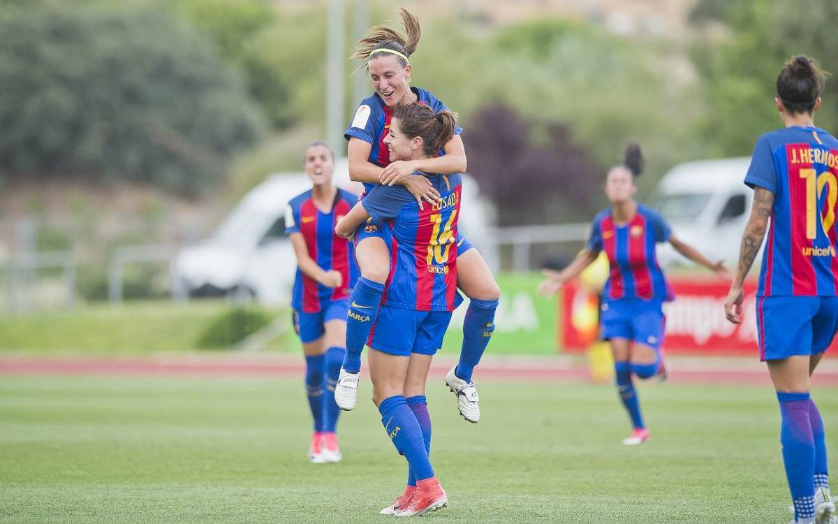 FC Barcelona Femenino - Atlético de Madrid (previa): La final más esperada