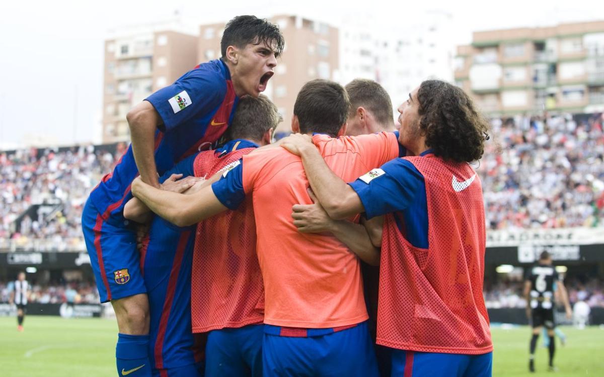 Barça B – FC Cartagena: Confirmar l'avantatge de l'anada