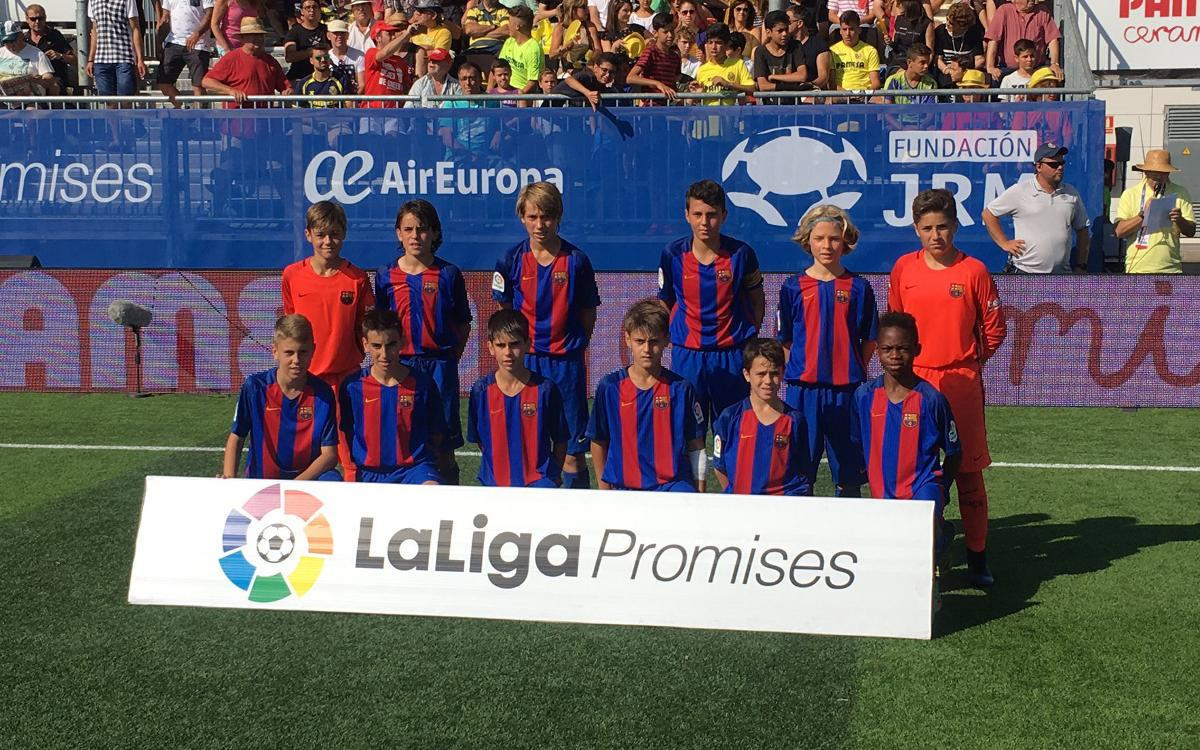 VIDEO: Best U12 goals from LaLiga Promises