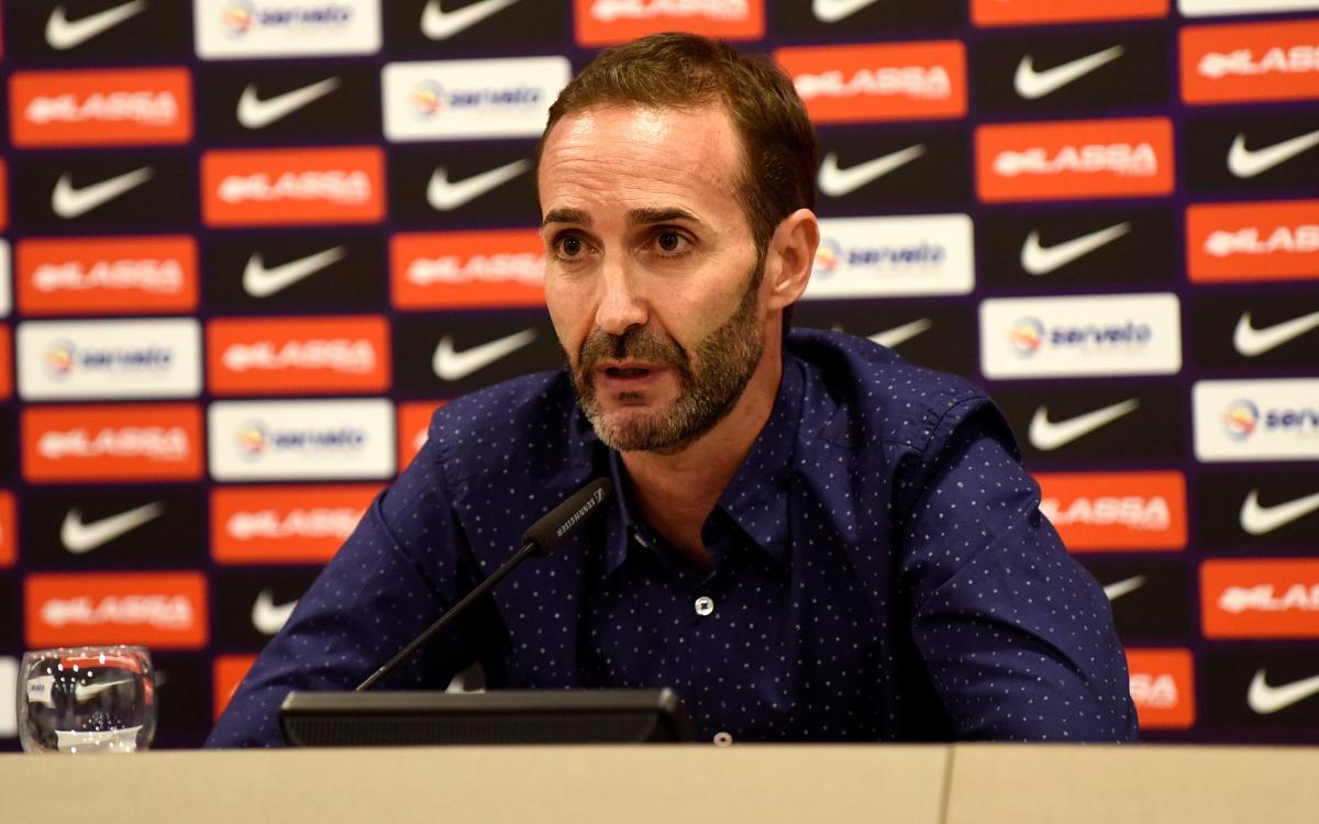 Sito Alonso y Ernesto Valverde, reencuentro en Barcelona