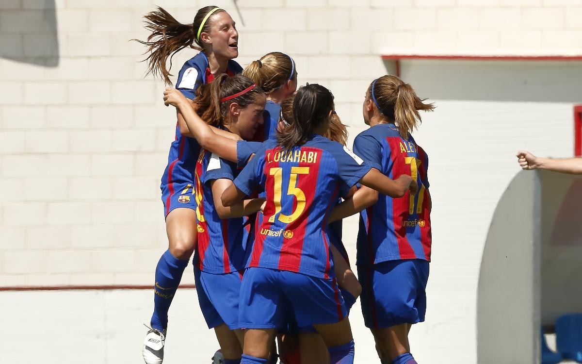 FC Barcelona Femenino - Valencia (previa): Prueba de fuego para la final