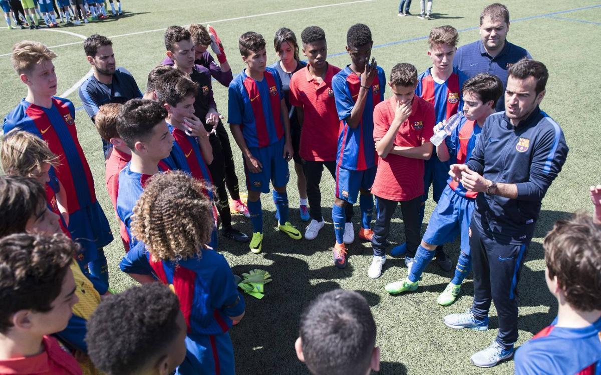 Definits els entrenadors del futbol formatiu amateur per a la temporada 2017-2018