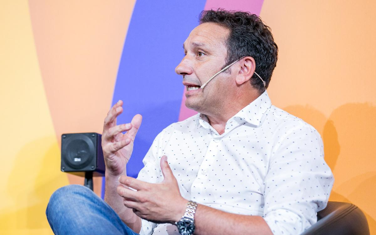 VIDEO: Eusebio Sacristán praises Valverde's intelligence