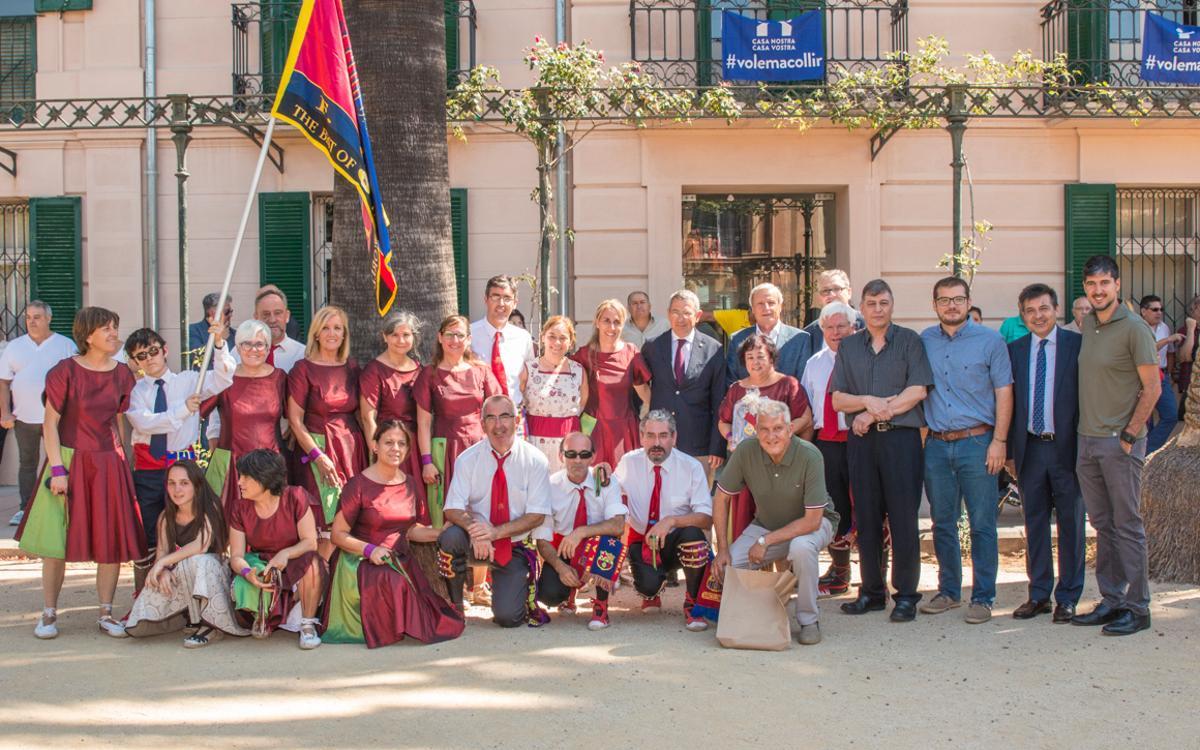 Gran fiesta barcelonista en el Vallès