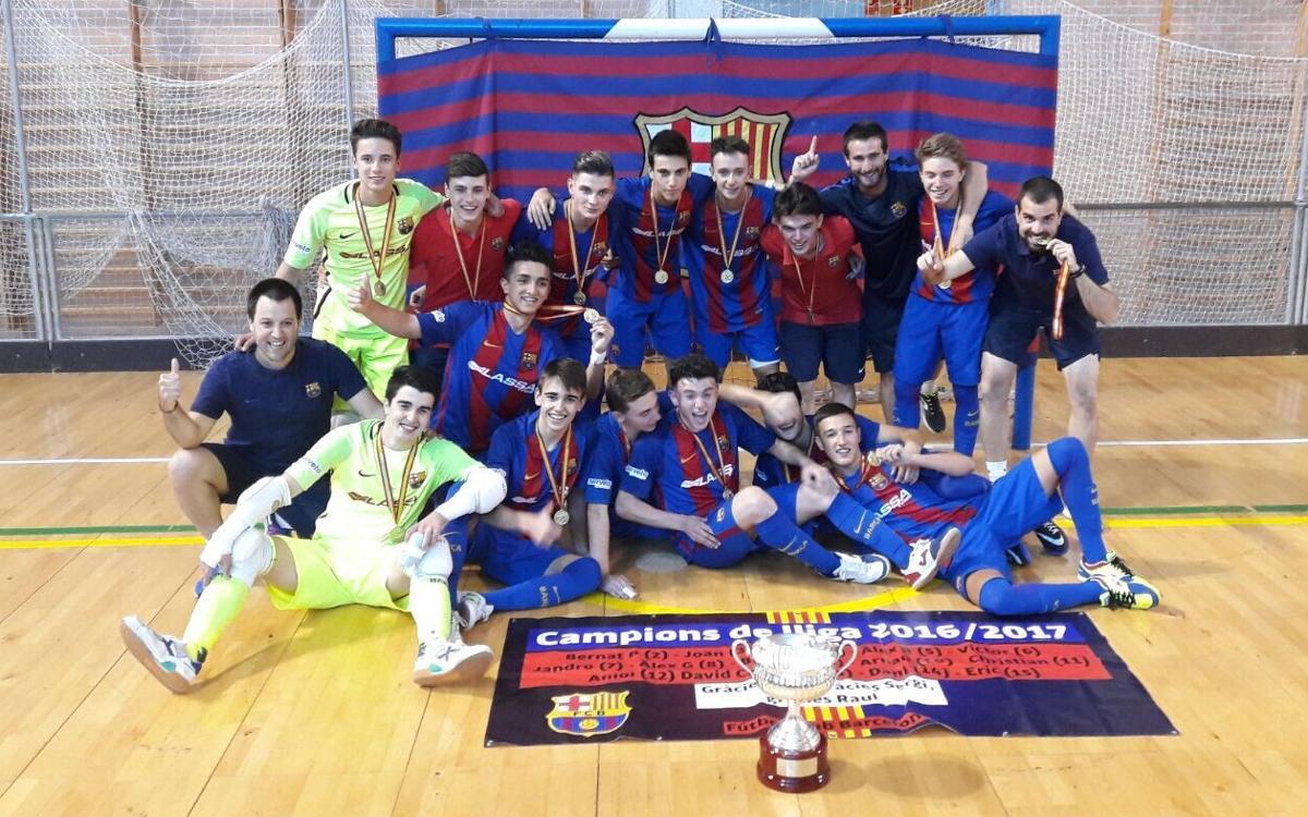 El Cadet, campió d'Espanya