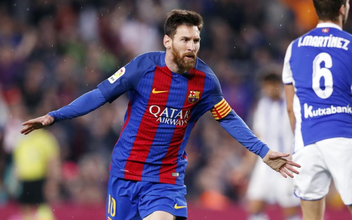 Chronique | FC Barcelone – Real Sociedad : Le droit d'y croire (3-2)