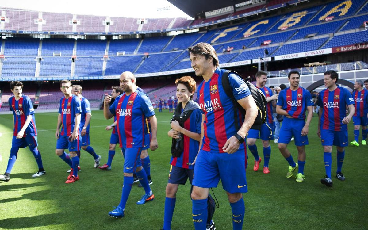 One-of-a-kind experience for clients of FC Barcelona Hospitality