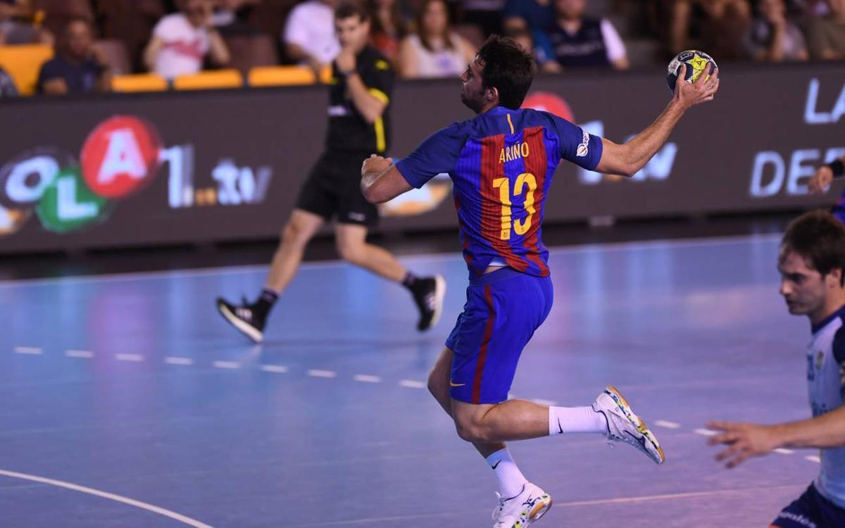 BM Granollers - Barça Lassa: Derbi azulgrana y ¡a la final! (23-37)