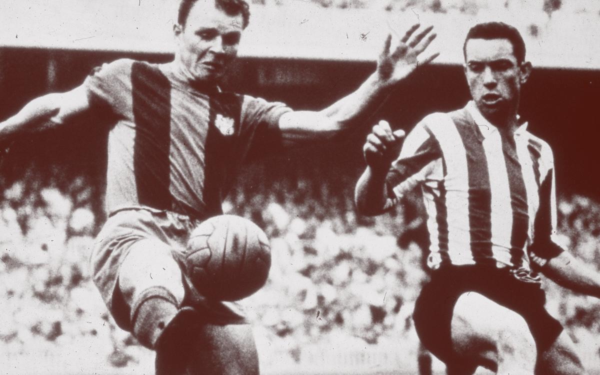 90 años del nacimiento de Ladislao Kubala, el hombre que cambió la historia del Barça