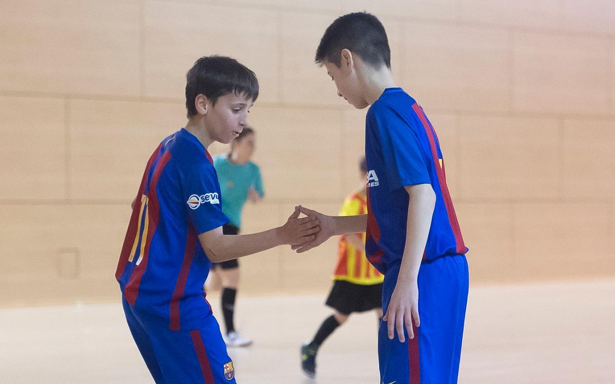 Busquen el triplet a la Copa Catalunya