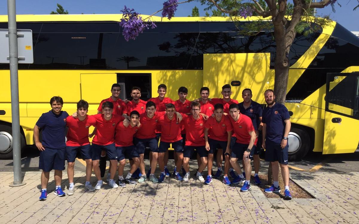 El Juvenil vol reconquistar la Copa d'Espanya