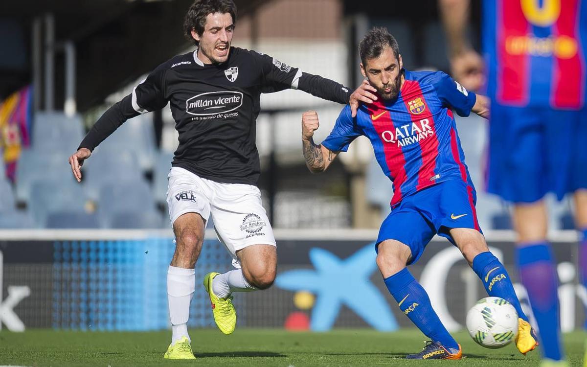 FC Cartagena – Barça B: Oportunidad para resarcirse