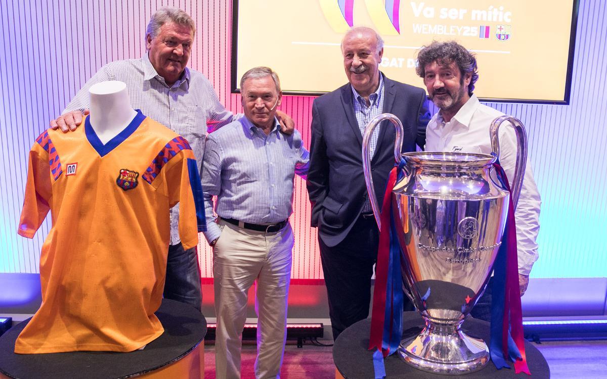 Clemente y Del Bosque avalan a Ernesto Valverde