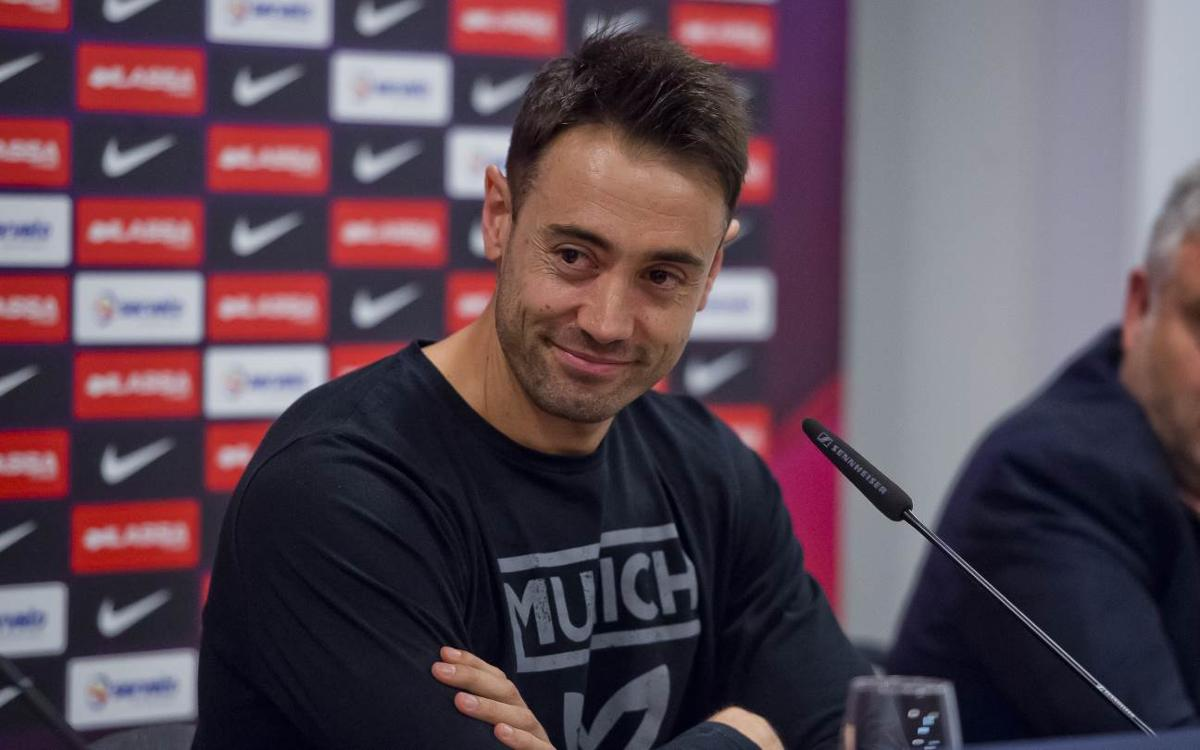 """Paco Sedano: """"He tingut una carrera somiada"""""""