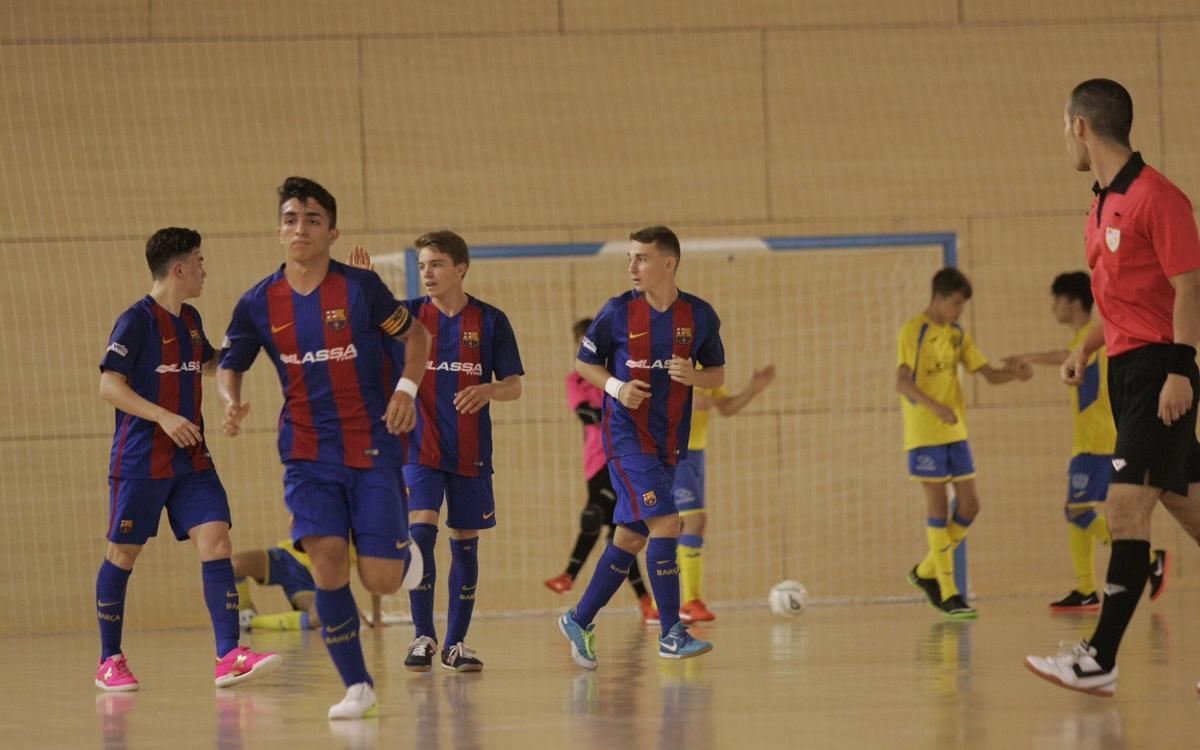 El Cadet es classifica per a la fase final del Campionat d'Espanya